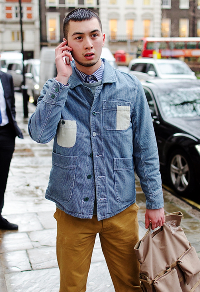 2014 London Men Street-Style