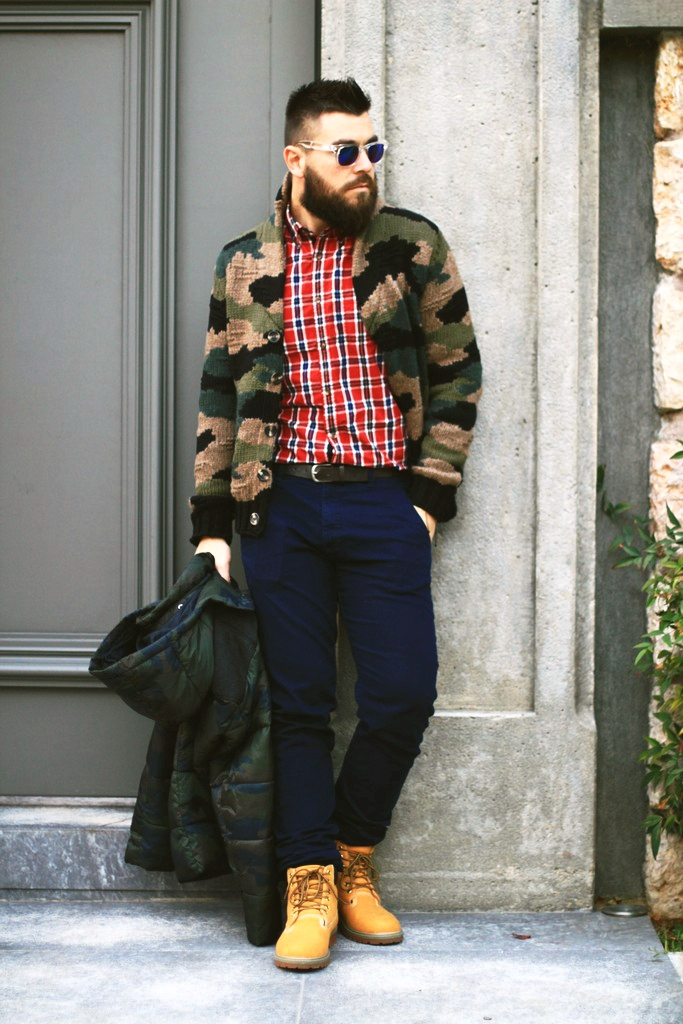 2016 Fashion Trends Men with Timberland Boots