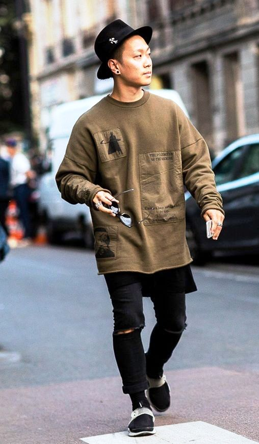 25 Street Wear Clothing Fashion Trends In 2016 - Mens Craze