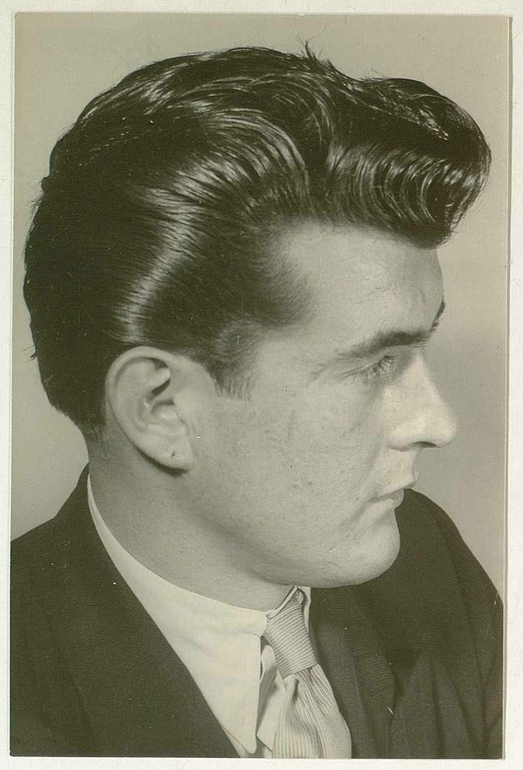 50s Men's Hairstyle