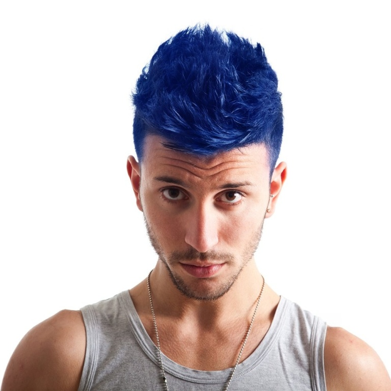 Hair Color Trends and Ideas for Men - Mens Craze