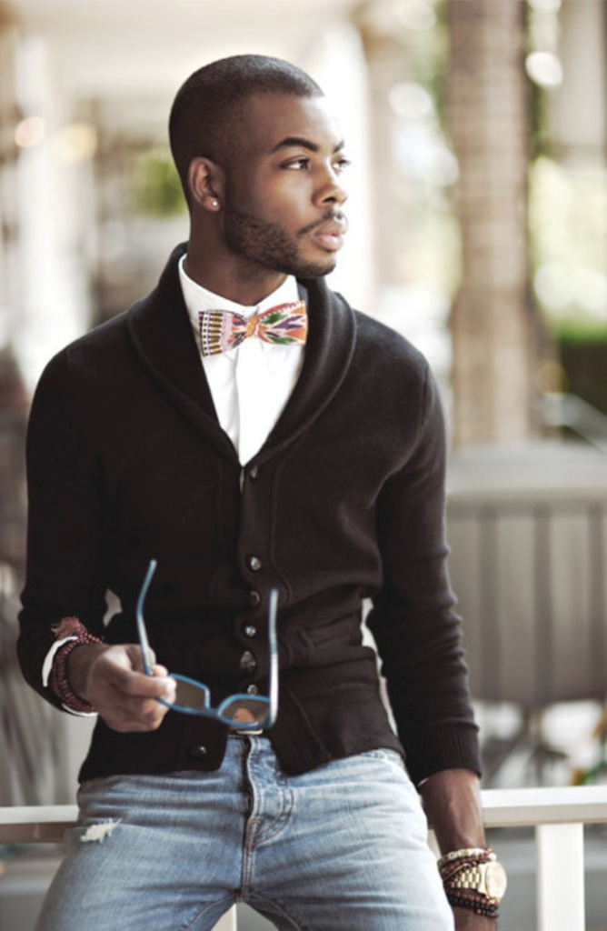 Casual Bow Tie Fashion for Men
