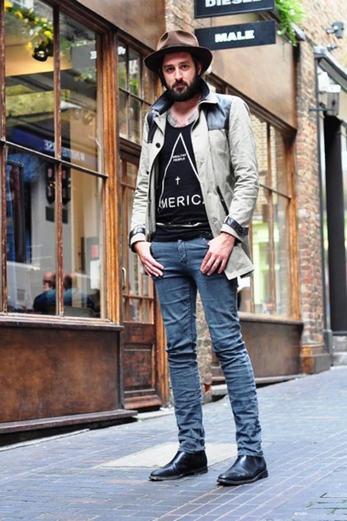 Chelsea Boot Men's Fashion Street-Style