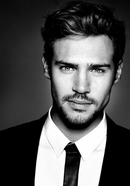 Cool Hairstyles For Men With Wavy H
