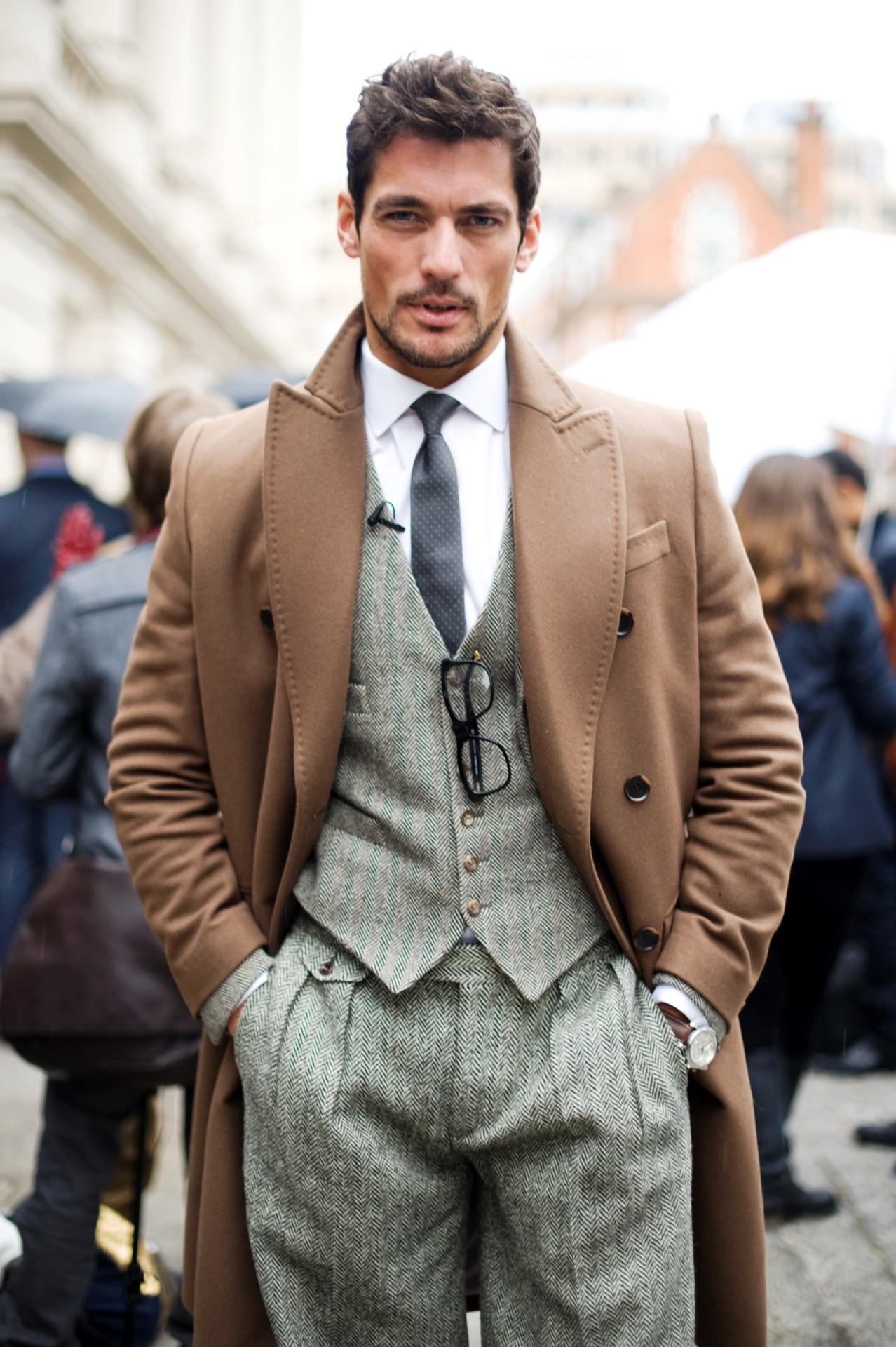 Dapper Style Fashion