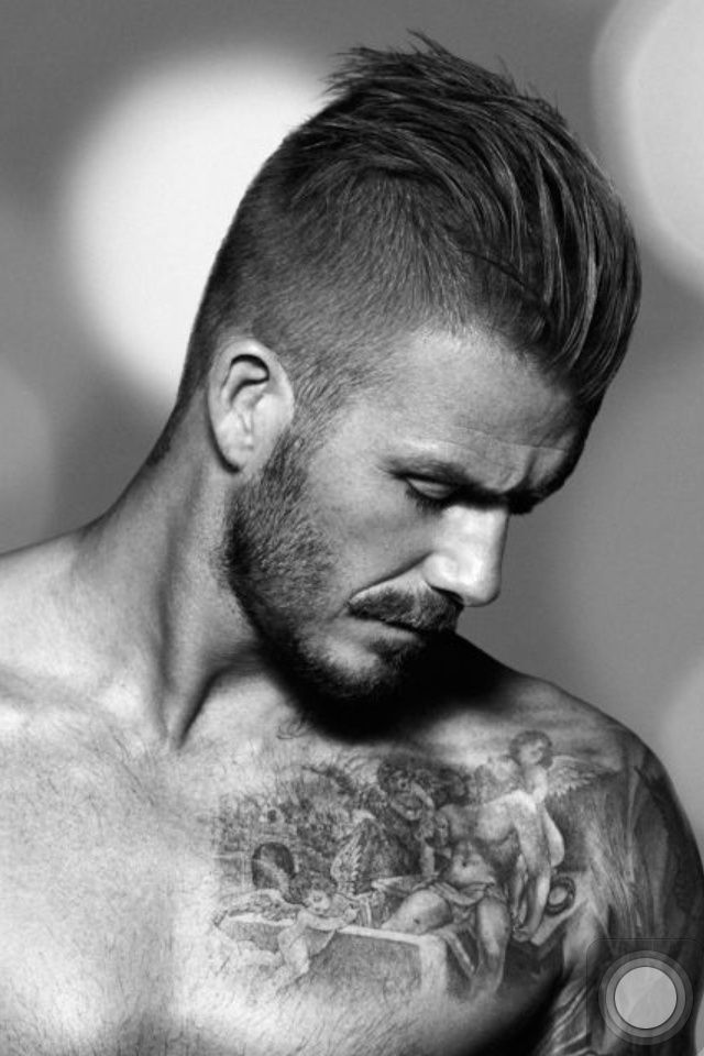 Hairstyle David Beckham Hair