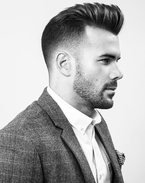 Hairstyles Pompadour Haircut