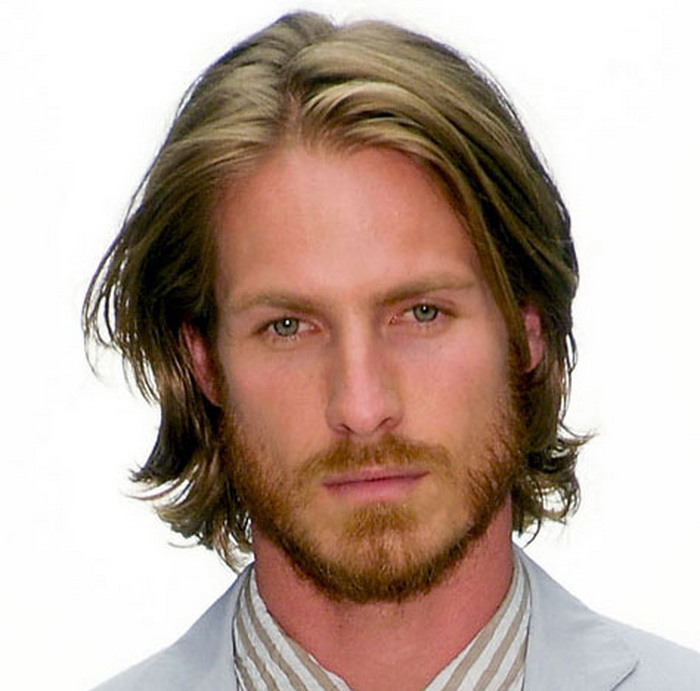 Hairstyles for Medium Length Hair Men......
