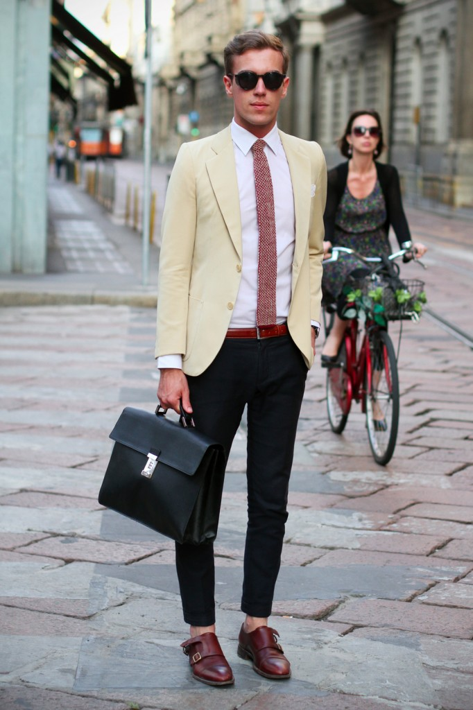 Man Street Style Fashion