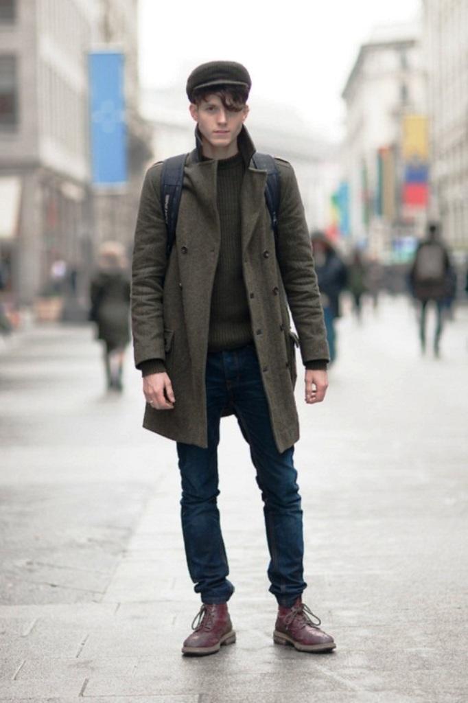 Men Boots Fashion Style