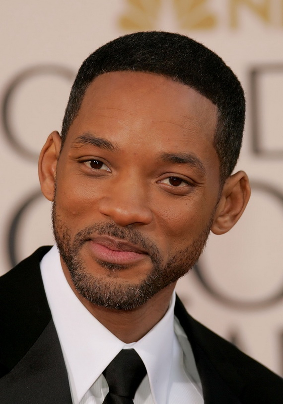 Men in Black Will Smith Haircut