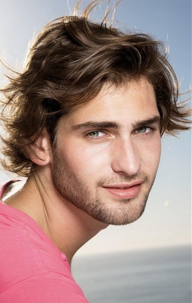 Men's Hairstyles Casual Medium Hairsty
