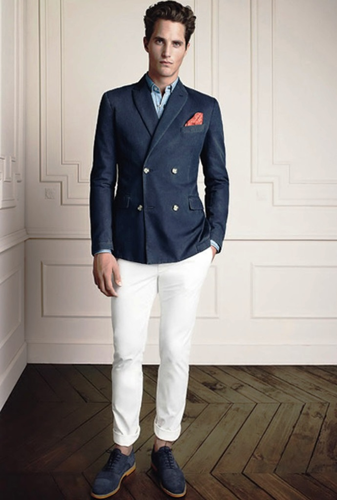 Nautical Fashion Look for Men