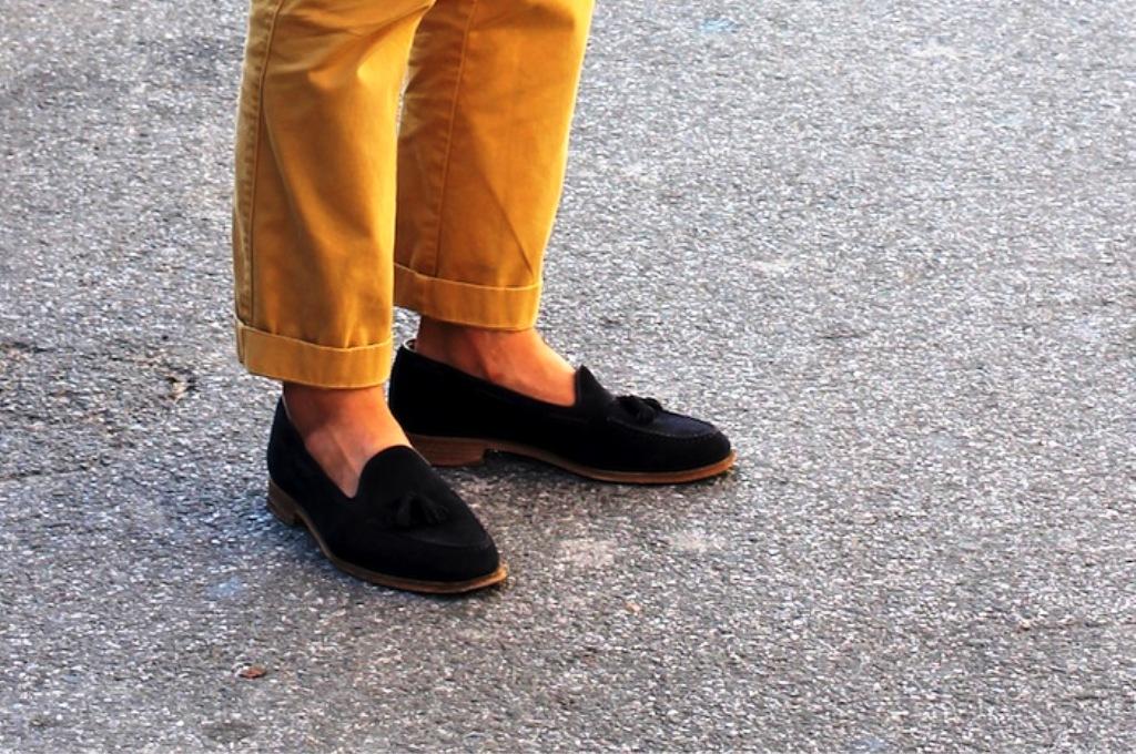 New York Fashion Week Men Shoes
