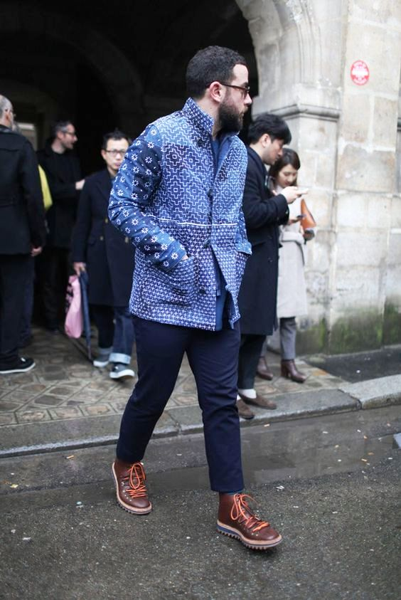 Paris Men's Fashion Week Fall 2016
