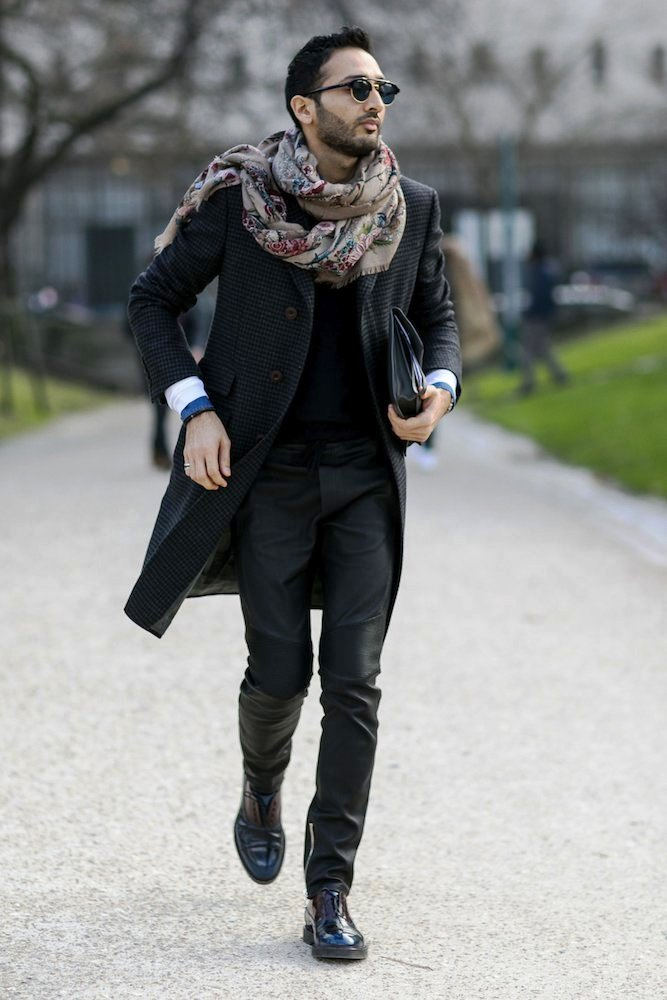 Paris Street Style Men's Fashion 2016