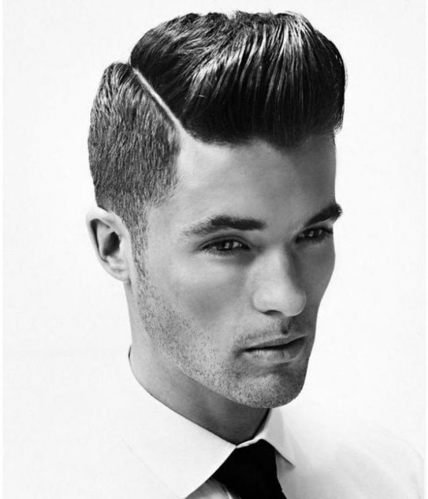 Popular Retro Hairstyles For Men Mens Craze