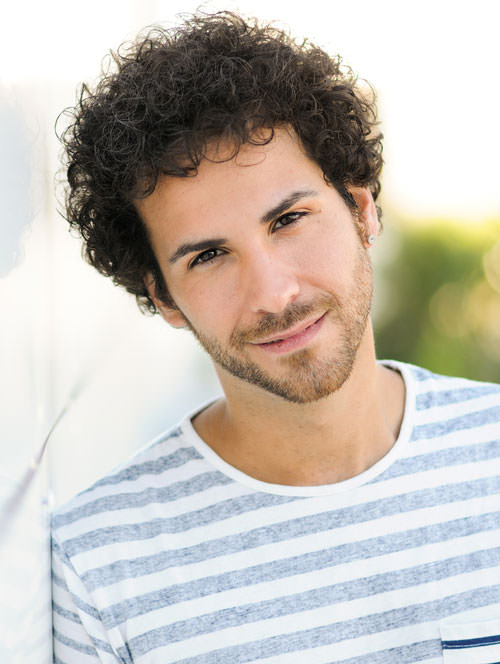 Sexiest Men's Curly Hairstyles