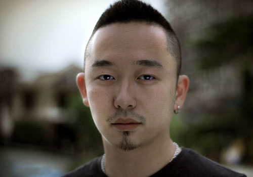 Shaved Hairstyles for Asian Men