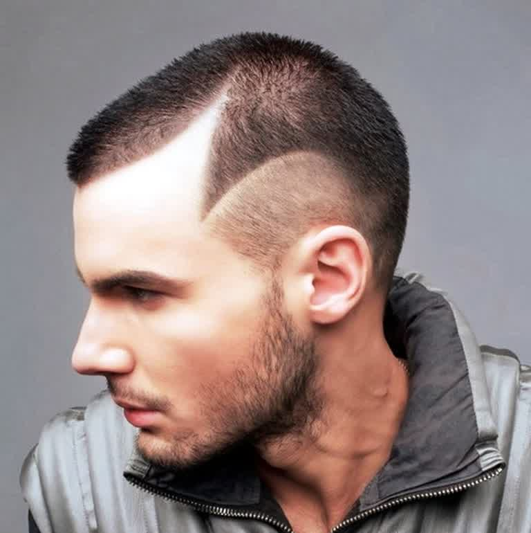 Short Hairstyles For Men With Thick