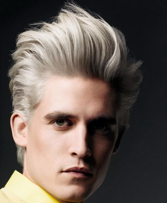 Short Hairstyles for Blonde Hair Men..