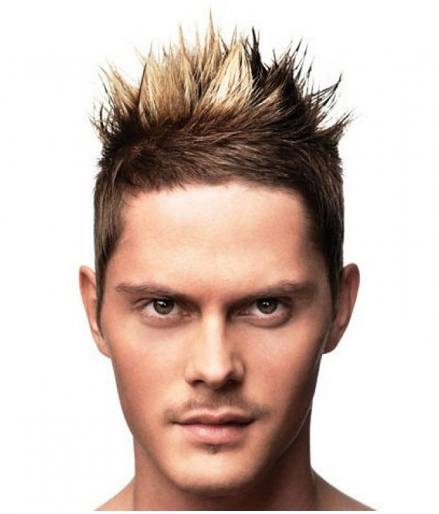 Straight Hair Hairstyles For Men's - Mens Craze