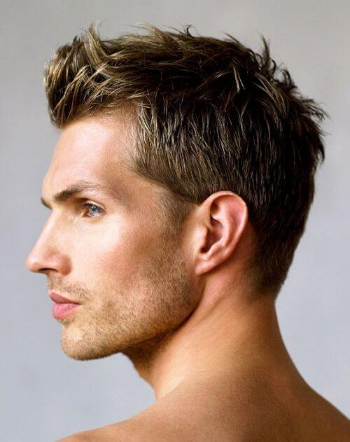 Short Men's Hairstyles