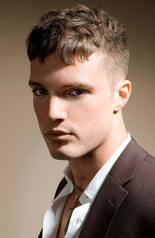 Tight Taper Haircuts for Men.........
