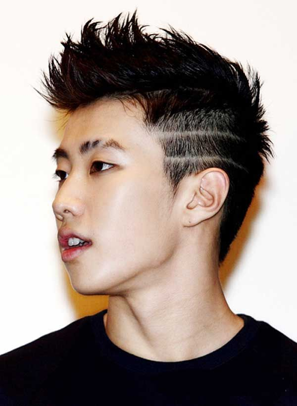 Trendy Asian Hairstyles Men