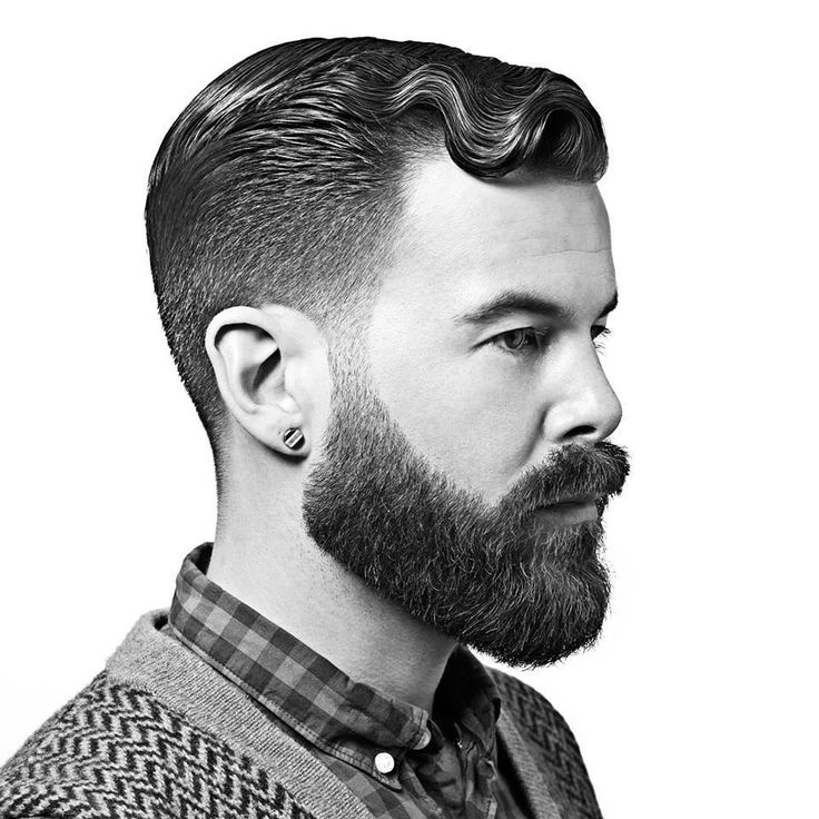 Vintage Men's Hairstyles For Retro and Classic Looks ...