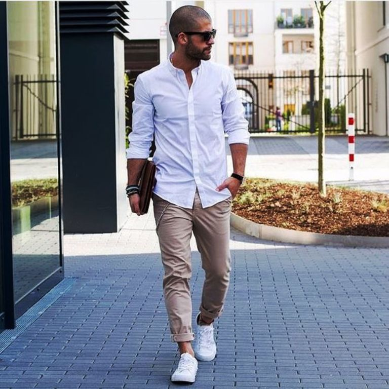 Ways to Style Your Chinos 0.