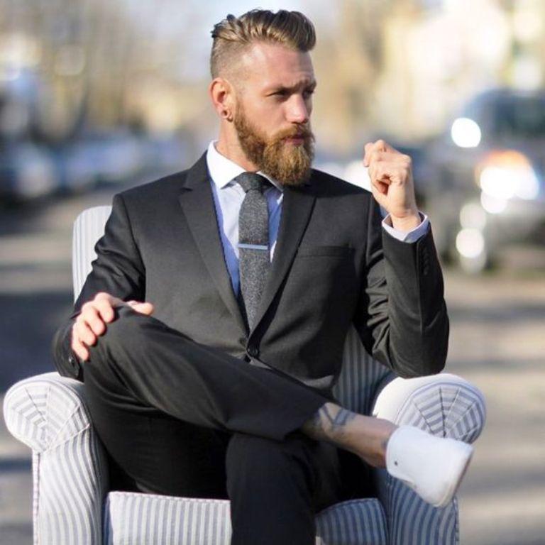 awsome mens beard fashion