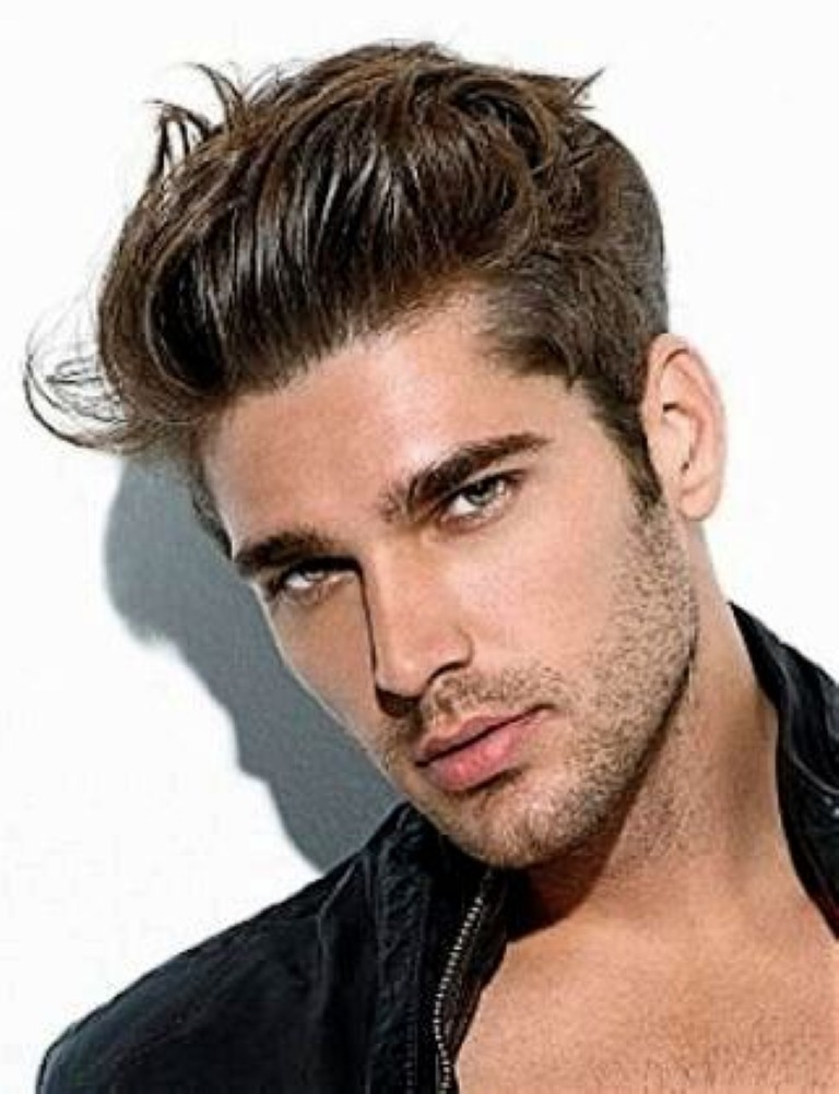 modern mens curly hairstyles