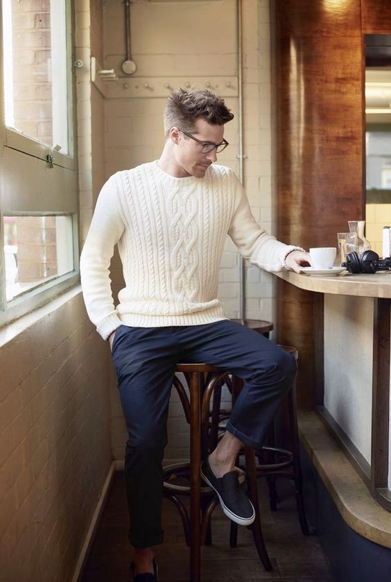 simple sweter fashion