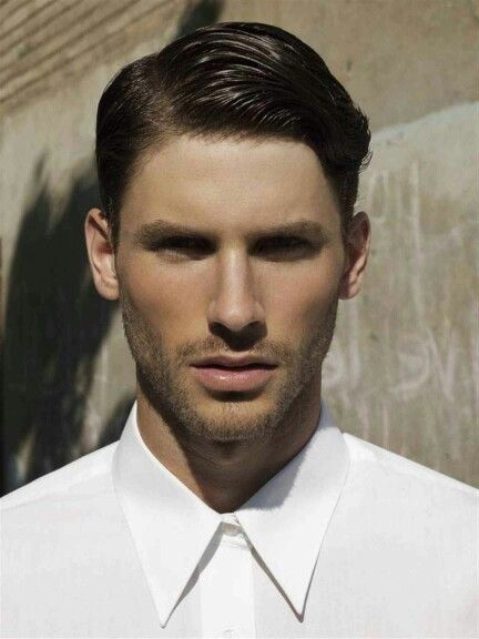 retro mens hairstyles vintage