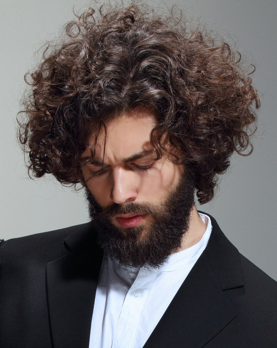 31 Amazing Beards And Hairstyles For The Modern Men - Mens Craze