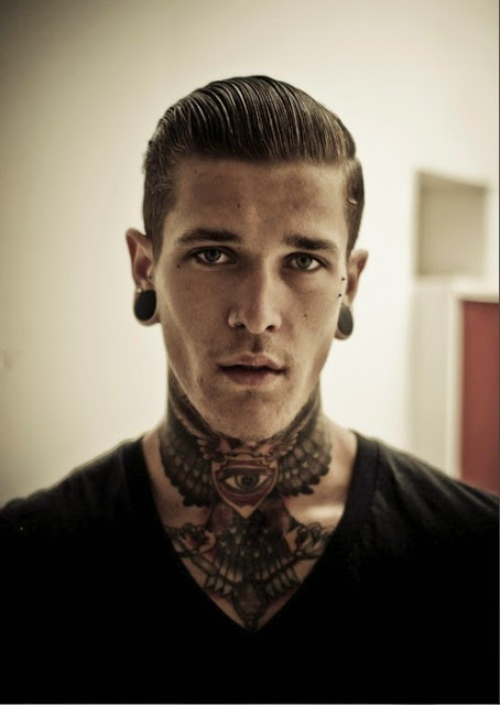 pompadour hairstyles for men rockabilly