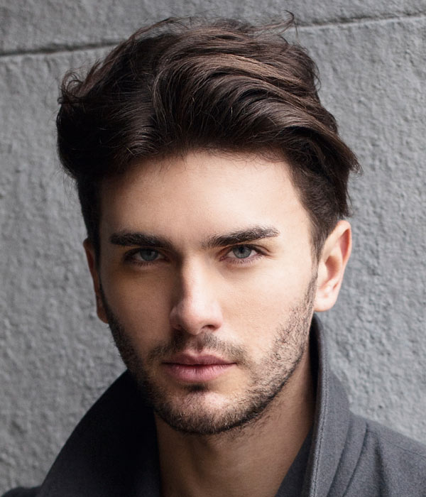 25 Medium Hairstyles And Haircuts for Men - Mens Craze