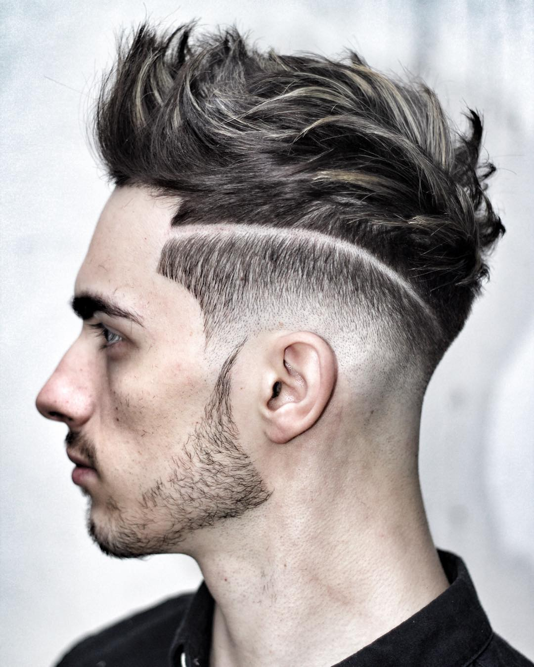 undercut hairstyles for men awesome