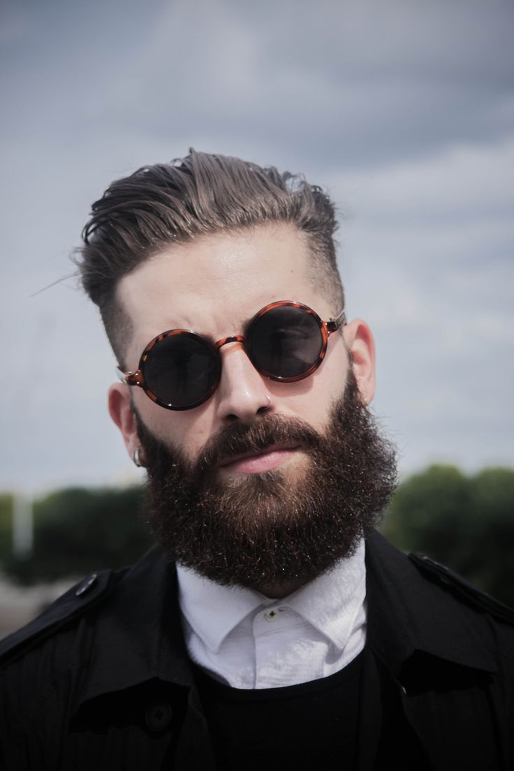 9 hipster hairstyles for men ray bans
