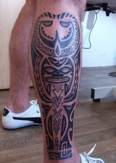 leg tattoos design