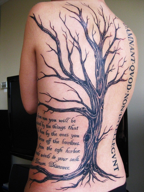 olive tree tattoos