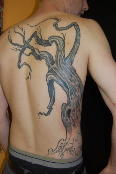 bodhi tree tattoos