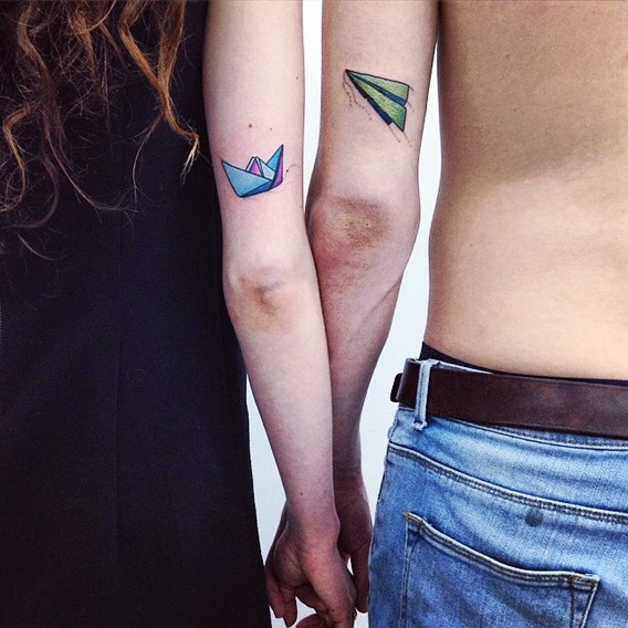 matching tattoos symbols