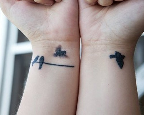 creative small tattoos