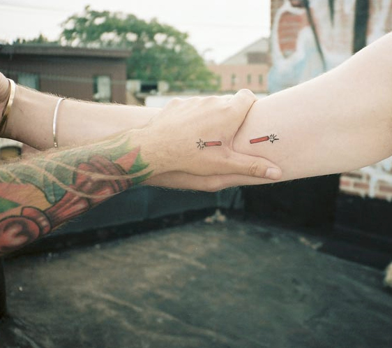 tatuajes matching tattoos