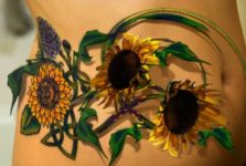 75 Sunflower Tattoos  Designs