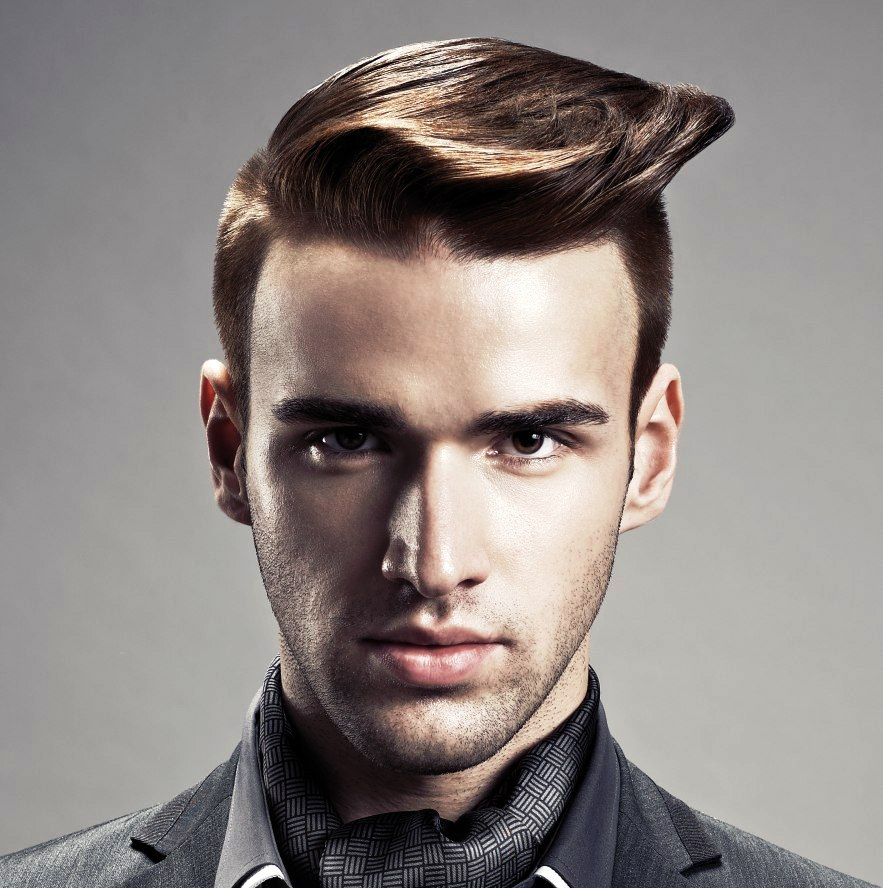 Quiff Haircuts and Hairstyles Ideas - Mens Craze