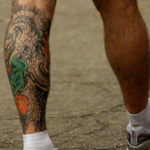 66 Leg Tattoos Design Ideas